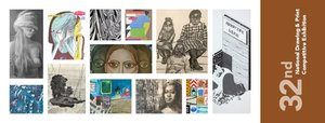 32nd National Drawing and Print Exhibition at Gormley Gallery